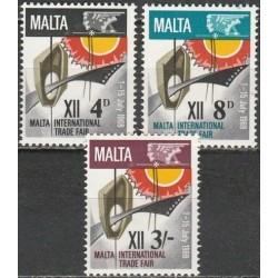 Malta 1968. Tarptautinė mugė