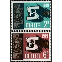 Malta 1969. Tarptautinė...