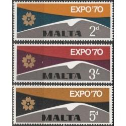 Malta 1970. Pasaulinė...