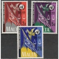 Malta 1970. Jungtinės Tautos