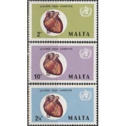 Malta 1972. Širdies mėnuo