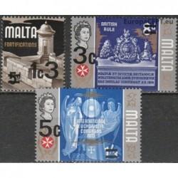 Malta 1972. Istoriniai įvykiai