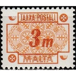 Malta 1973. Mokestiniai...