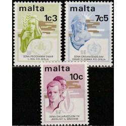 Malta 1973. Jungtinių Tautų...
