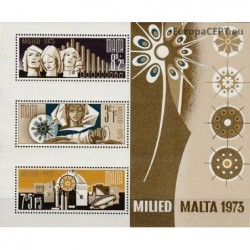 Malta 1973. Kalėdos