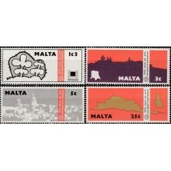 Malta 1975. Europos...