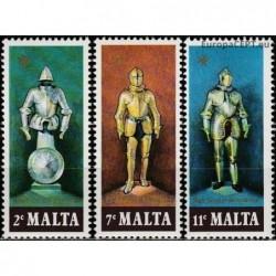 Malta 1977. Riterių šarvai