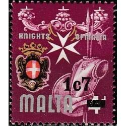 Malta 1977. Riteriai