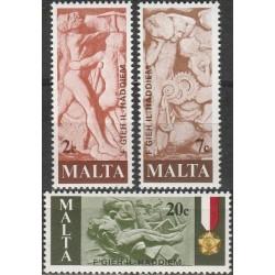Malta 1977. People at work