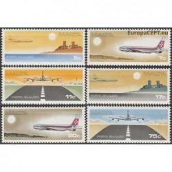 Malta 1978. Airplanes