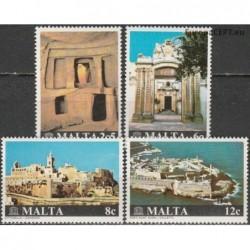 Malta 1980. Architektūra