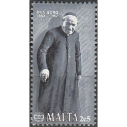 Malta 1980. Arkivyskupas