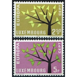 Luxembourg 1962. CEPT:...