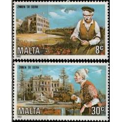 Malta 1982. Social care