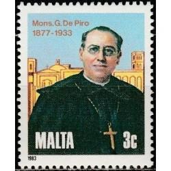 Malta 1983. Founder of St....