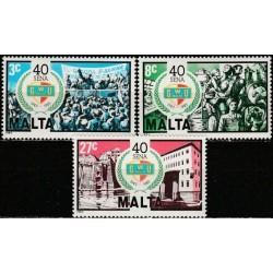 Malta 1983. Trade unions