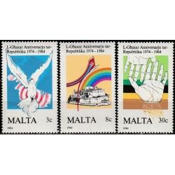Malta 1984. 10th...