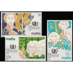 Malta 1985. Tarptautiniai...
