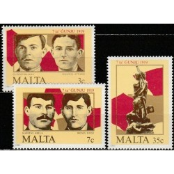 Malta 1985. National heroes