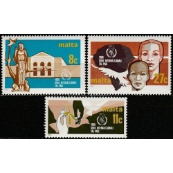 Malta 1986. Tarptautiniai...
