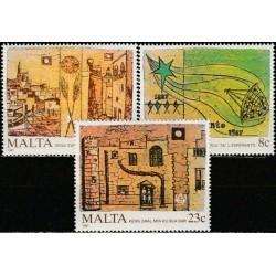 Malta 1987. Historical events