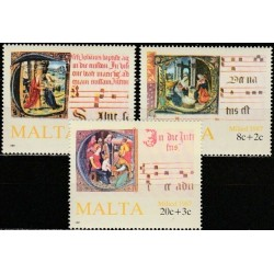 Malta 1987. Kalėdos