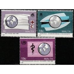 Malta 1988. International...
