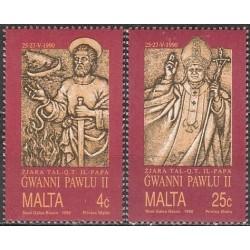 Malta 1990. Jono Pauliaus...