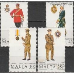Malta 1990. Kariuomenės...