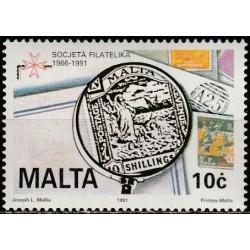 Malta 1991. Filatelija