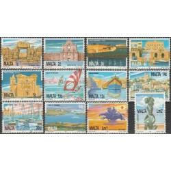 Malta 1991. Gamta ir kultūra