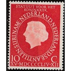 Nyderlandai 1954. Karalienė