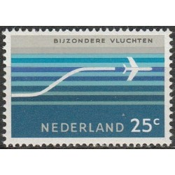 Netherlands 1966. Airplanes