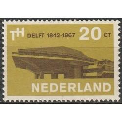Netherlands 1967. School
