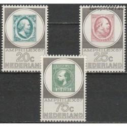 Netherlands 1967. Stamps on...