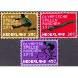 Nyderlandai 1972. Miuncheno...