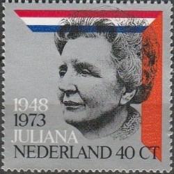 Nyderlandai 1973. Karalienė...