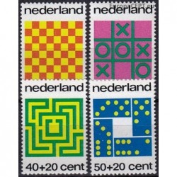 Netherlands 1973. Table games