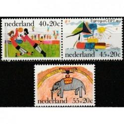 Nyderlandai 1976. Už vaikus