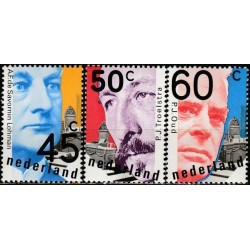 Netherlands 1980. Famous...