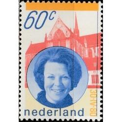 Nyderlandai 1980. Karalienė...