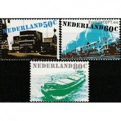 Nyderlandai 1980. Transportas
