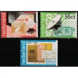 Netherlands 1981. Post history