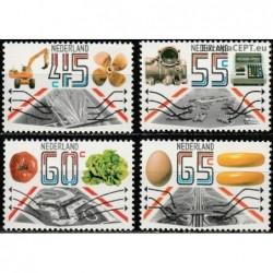 Netherlands 1981. Exports