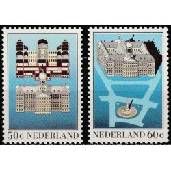 Netherlands 1982. Architecture