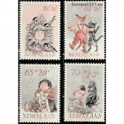 Netherlands 1982. Children...