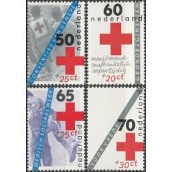 Netherlands 1983. Red Cross