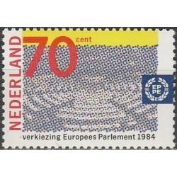 Nyderlandai 1984. Europos...