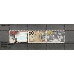 Nyderlandai 1984. Pašto...