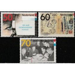Netherlands 1984. Philately